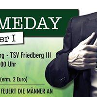 Mnner I 1871 Augsburg - TSV Friedberg III