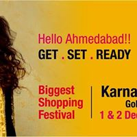 Indias Biggest Premium Shopping Festival at Ahmedabad 1&amp2 Dec.