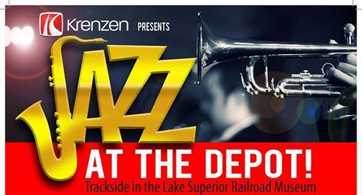 Jazz at the Depot Take the A Train