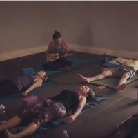 Flow Yoga  Live Ukulele Class at Full Circle Yoga