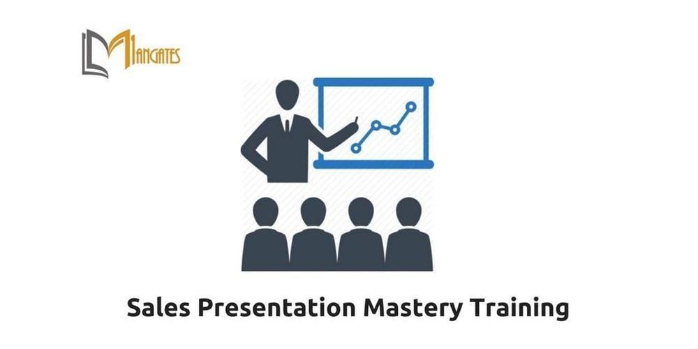 Sales Presentation Mastery Training in Cleveland OH Apr 18th-19th 2019