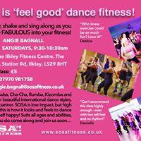 Sosa Dance Fitness Class