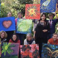 Prophetic Art Masterclass with Wendy Manzo
