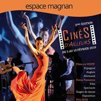 Stages de danse  Flamenco  Svillanes