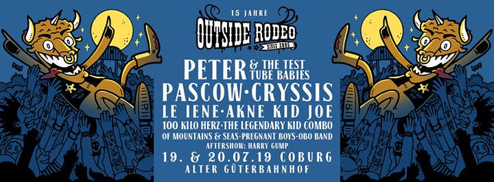 Outside Rodeo 2019
