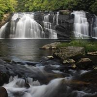 Hike to the Lower and Middle Falls