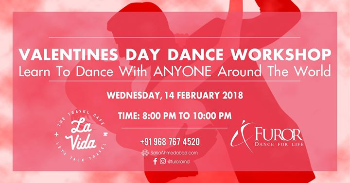 Valentines Day  Dance Workshop