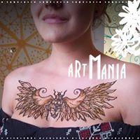 Henna Journey la ArtMania Festival SIBIU