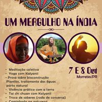 Vivncia Vida Simples - Um Mergulho NA INDIA (Com monja indiana)