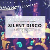 Kappa Delta Silent Disco for PCAA