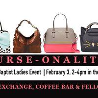 Ladies Of Baltimore Coffee Bar &amp Purse Exchange