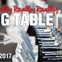 The Really Really Really Long Table