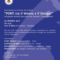 PONTI -tra il Veneto e il Senegal-