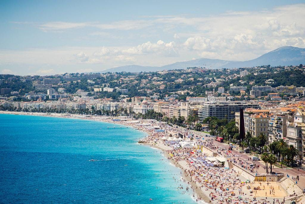 FRENCH RIVIERA 8 days self-guided tour from 1299 USD