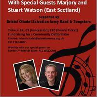 Bristol Citadel Spring Concert