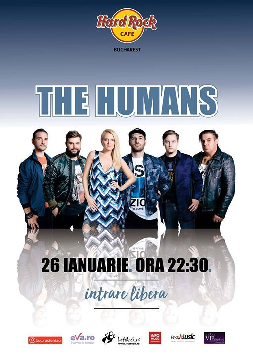 Concert The Humans