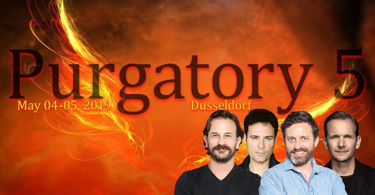 Purgatory 5 - Photo Ops