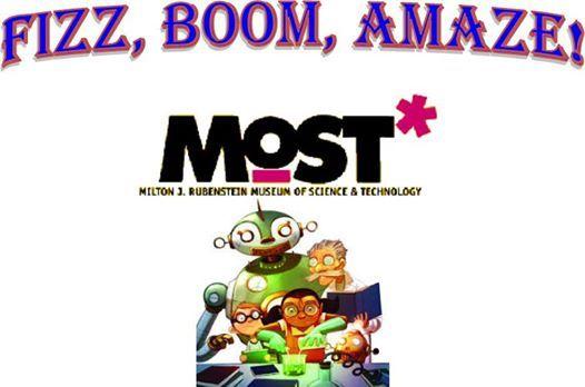 Fizz Boom Amaze-MOST
