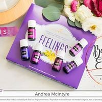 Balancing Healthy Emotions with Essential OIls