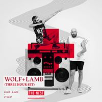 Wolf  Lamb at The Nest