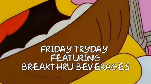 Friday Tryday: Breathru Beverages at Jug & Bottle Dept , Florida