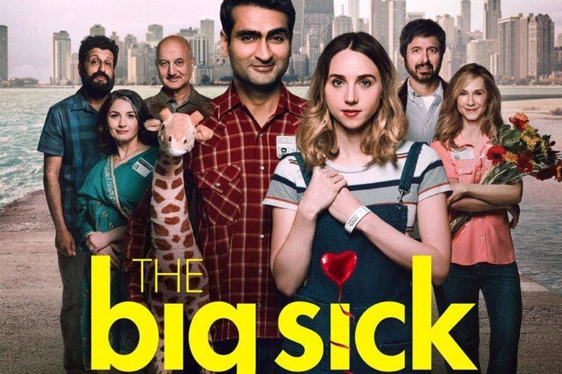 The Big Sick (In Case You Missed It Film Series)