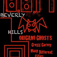 Origami Ghosts Gregg Garvey &amp Many Different Cities at Vampire