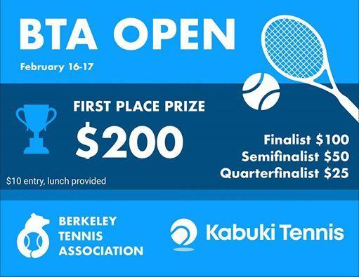 BTA Open Tournament
