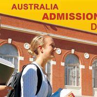 Australia Admissions Day in Vadodara