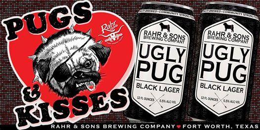 Pugs & Kisses at Yard Bar