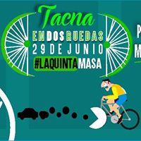5ta Masa Crtica Tacna - Junio 2017 - LaQuintaMasa