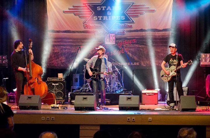 Konzert in der Villa Mittelhof - Rodeo FM - Country und mehr