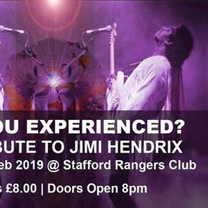 Are you Experienced The Jimi Hendrix Tribute