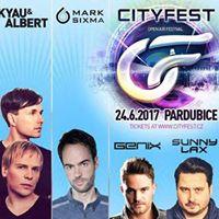 Meet Us at CityFest 2017 Pardubice