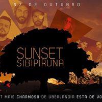 Sunset Sibipiruna