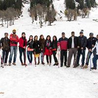 Snowy Kalam Valley &amp Mahudand Lake