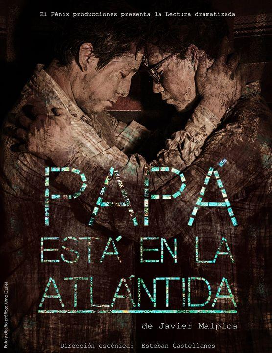 Papá esta´en la Atlantida