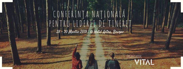 Conferinta Nationala pentru Liderii de Tineret