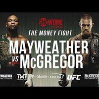 Mayweather affrontera McGregor le 26 aot  Las Vegas
