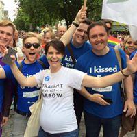 Chloe Smith MP &amp Norwich North Conservatives at Norwich Pride