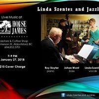 Linda Szentes and Jazzlinks