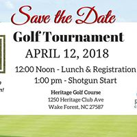 Rolesville Chamber of Commerce Golf Tournament