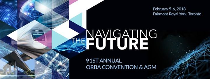 91st Annual ORBA Convention