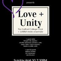 Love  Unity