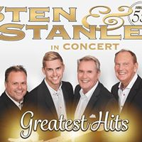Sten &amp Stanley In Concert - Greatest Hits Tour