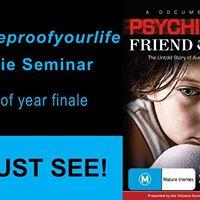 Diseaseproofyourlife Movie seminar - End of Year Finale