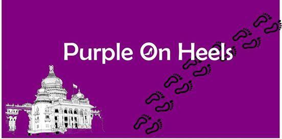 Purple On Heels - 2019 Edition