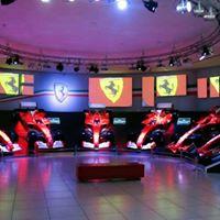 Museo Ferrari di Maranello e carpi