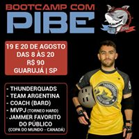 Bootcamp com Gonzalo &quotPibe&quot Julin 8