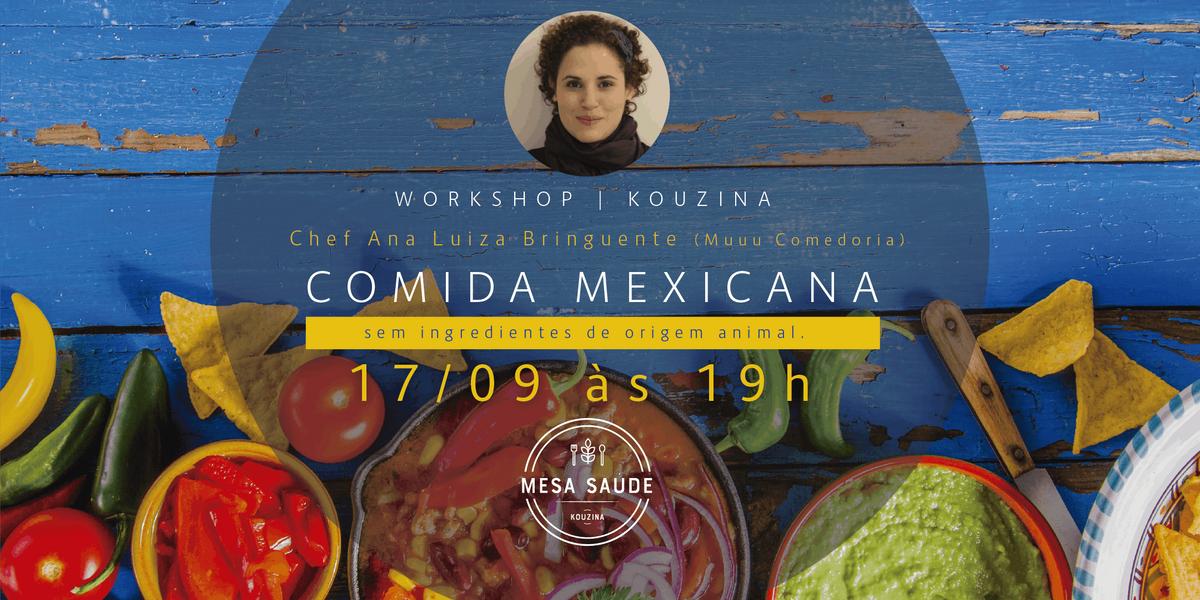 WORKSHOP COMIDA MEXICANA